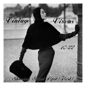 Handbags - THURSDAY 10/22 Vintage Vixens Sign Up Sheet